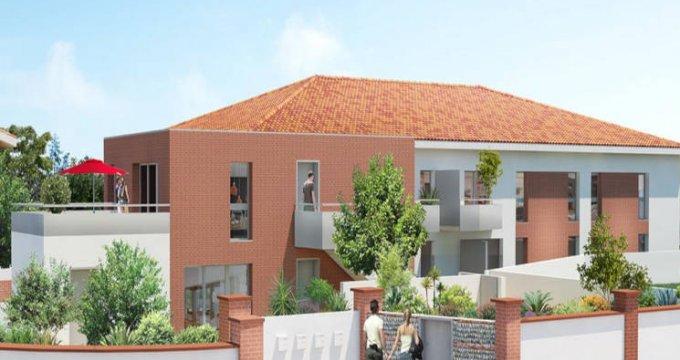 Achat / Vente immobilier neuf Aucamville proche centre (31140) - Réf. 3175