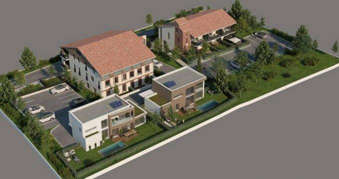 Achat / Vente immobilier neuf Balma à 5 minutes du métro (31130) - Réf. 5595