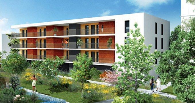 Achat / Vente immobilier neuf Balma éco-quartier de Vidailhan (31130) - Réf. 64
