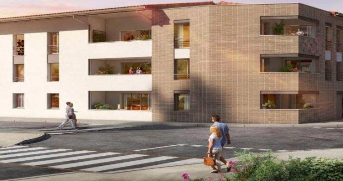 Achat / Vente immobilier neuf Beauzelle à 3 minutes des écoles (31700) - Réf. 4567