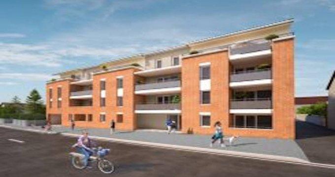 Achat / Vente immobilier neuf Blagnac centre-ville (31700) - Réf. 3637