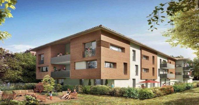 Achat / Vente immobilier neuf Blagnac coeur historique (31700) - Réf. 50