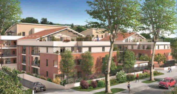 Achat / Vente immobilier neuf Castanet-Tolosan à 1 km du centre (31320) - Réf. 3164