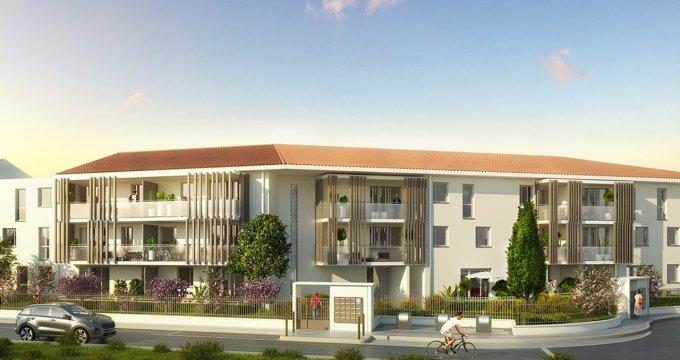 Achat / Vente immobilier neuf Castanet Tolosan proche des bassins d'emploi (31320) - Réf. 3318