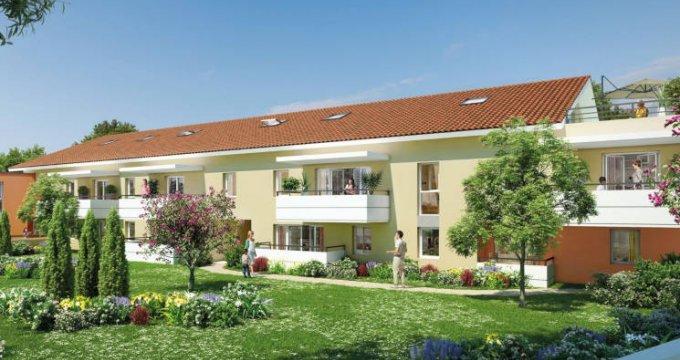 Achat / Vente immobilier neuf Castelginest proche coeur de ville (31780) - Réf. 3666
