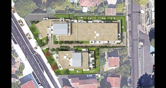 Achat / Vente immobilier neuf Colomiers centre-ville à 600m de la gare (31770) - Réf. 5707