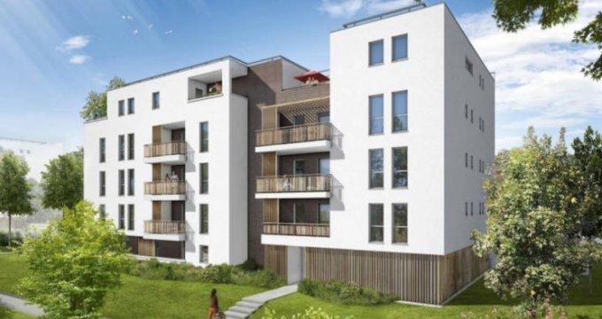 Achat / Vente immobilier neuf Colomiers écoquartier des Ramassiers (31770) - Réf. 3330