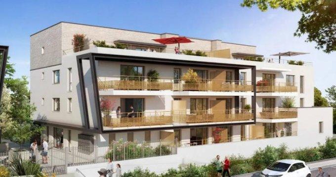 Achat / Vente immobilier neuf Colomiers en coeur de ville (31770) - Réf. 4682