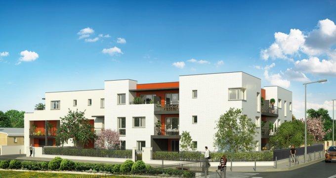 Achat / Vente immobilier neuf Colomiers quartier des Argoulets (31770) - Réf. 3156