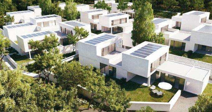 Achat / Vente immobilier neuf Cornebarrieu éco-quartier Monges Croix du Sud (31700) - Réf. 195