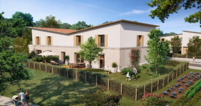 Achat / Vente immobilier neuf Cornebarrieu proche école (31700) - Réf. 5845