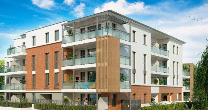 Achat / Vente immobilier neuf Cugnaux à 500 mètres du centre-ville (31270) - Réf. 3851