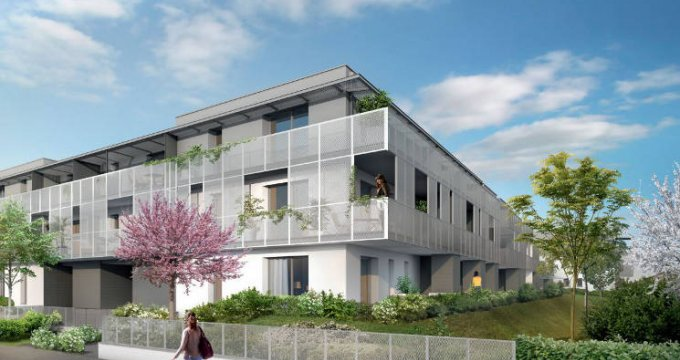 Achat / Vente immobilier neuf Cugnaux proche centre animé (31270) - Réf. 3862