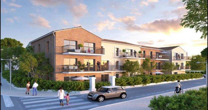 Achat / Vente immobilier neuf Eaunes aux portes de Toulouse (31600) - Réf. 5514
