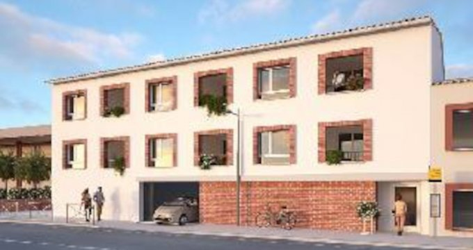 Achat / Vente immobilier neuf Fonsorbes au cœur du centre-ville (31470) - Réf. 5402