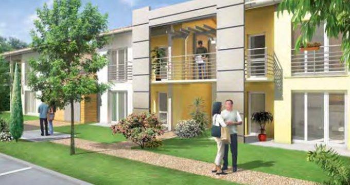 Achat / Vente immobilier neuf Frouzins proche des écoles (31270) - Réf. 94