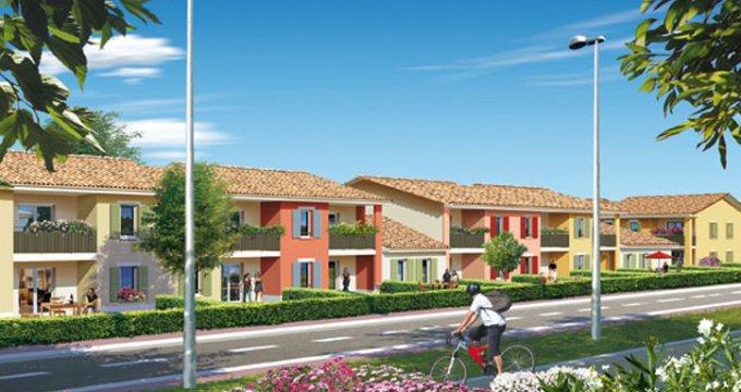 Achat / Vente immobilier neuf La Salvetat-Saint-Gilles (31880) - Réf. 172