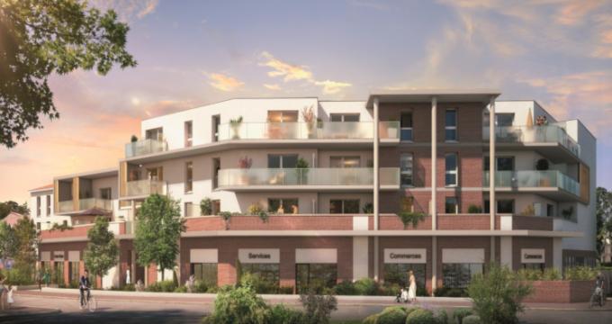 Achat / Vente immobilier neuf Labarthe-sur-Lèze proche centre-ville (31860) - Réf. 5361