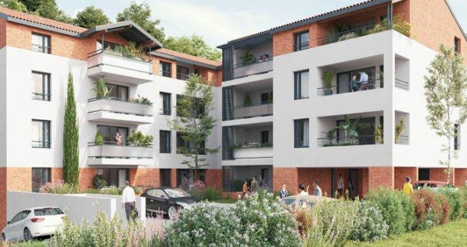 Achat / Vente immobilier neuf L'Union proche centre et transports (31240) - Réf. 5144