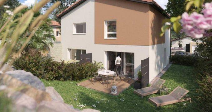 Achat / Vente immobilier neuf Mondonville quartier résidentiel (31700) - Réf. 3769