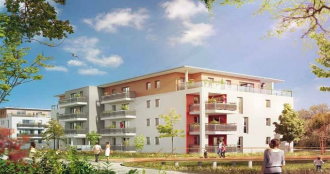 Achat / Vente immobilier neuf Quint-Fonsegrives à proximité des transport (31130) - Réf. 11