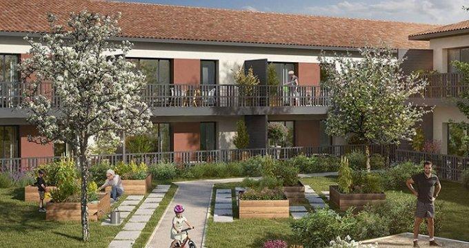 Achat / Vente immobilier neuf Saint-Alban centre (31140) - Réf. 5430