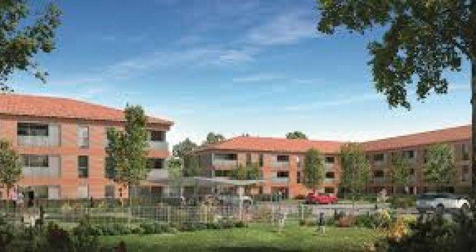 Achat / Vente immobilier neuf Saint-Jory proche du centre (31790) - Réf. 3540