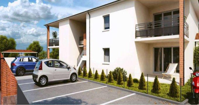 Achat / Vente immobilier neuf Saint-Orens-de-Gameville aux portes de Toulouse (31650) - Réf. 3379