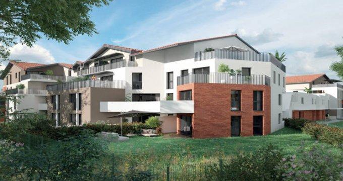 Achat / Vente immobilier neuf Saint-Orens-de-Gameville centre (31650) - Réf. 5982