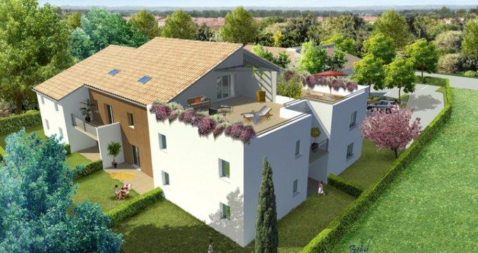 Achat / Vente immobilier neuf Saint-Orens-de-Gameville centre (31650) - Réf. 77