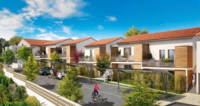 Achat / Vente immobilier neuf Saint-Orens-de-Gameville quartier résidentiel (31650) - Réf. 217