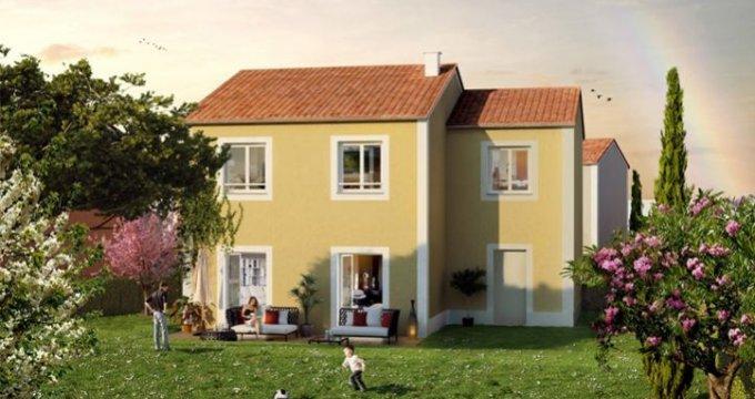 Achat / Vente immobilier neuf Sainte Foy d'Aigrefeuille village (31570) - Réf. 113