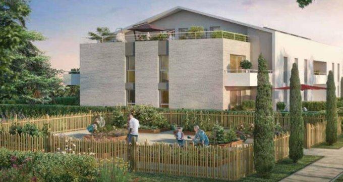 Achat / Vente immobilier neuf Toulouse – Lardenne proche commerces (31000) - Réf. 4863