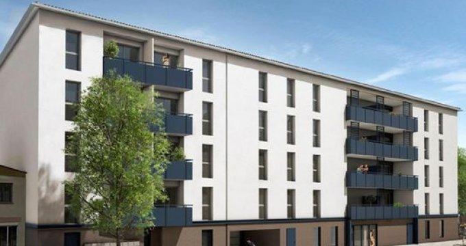 Achat / Vente immobilier neuf Toulouse proche quartier Borderouge (31000) - Réf. 1825