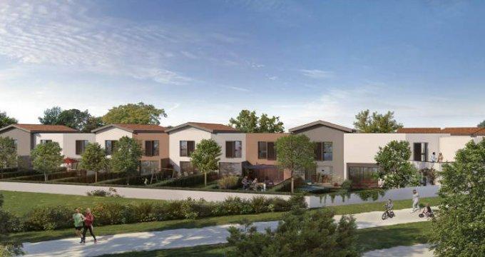 Achat / Vente immobilier neuf Toulouse quartier Lardene proche zone de la Ramée (31000) - Réf. 5369