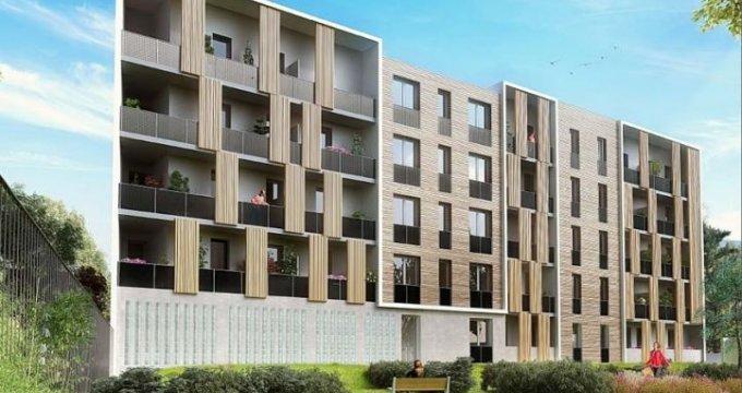 Achat / Vente immobilier neuf Toulouse Saint-Cyprien rive gauche (31000) - Réf. 51