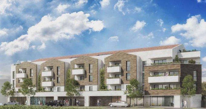 Achat / Vente immobilier neuf Tournefeuille à deux pas de La Ramée (31170) - Réf. 5864