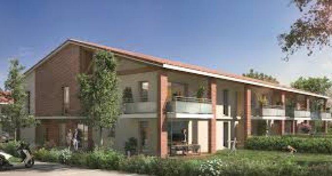 Achat / Vente immobilier neuf Tournefeuille proche du centre-ville (31170) - Réf. 3339