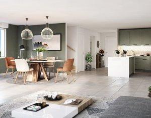 Achat / Vente immobilier neuf Aussonne proche bourg (31840) - Réf. 4570