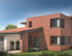 Achat / Vente immobilier neuf Auzeville-Tolosane proche centre-ville (31320) - Réf. 3328