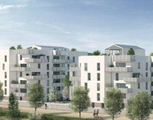 Achat / Vente immobilier neuf Beauzelle au coeur de l'écoquartier Andromède (31700) - Réf. 3587