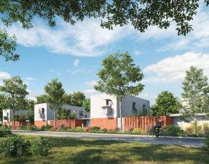 Achat / Vente immobilier neuf Beauzelle au sein de l'écoquartier Andromède (31700) - Réf. 6310
