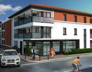 Achat / Vente immobilier neuf Beauzelle village (31700) - Réf. 1295