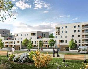 Achat / Vente immobilier neuf Blagnac au pied du tramway (31700) - Réf. 3284