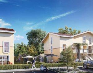 Achat / Vente immobilier neuf Bruguières proche de la base de loisirs (31150) - Réf. 6004