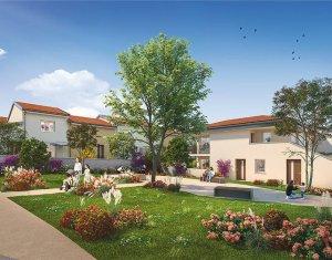 Achat / Vente immobilier neuf Cadours au coeur du centre (31480) - Réf. 6292