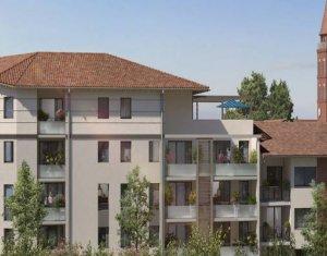 Achat / Vente immobilier neuf Castanet-Tolosan à deux pas du coeur de ville (31320) - Réf. 4168