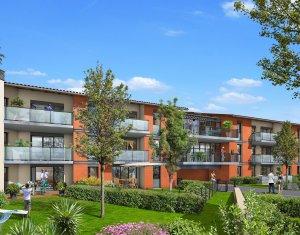 Achat / Vente immobilier neuf Castanet-Tolosan en plein cœur de ville (31320) - Réf. 4117