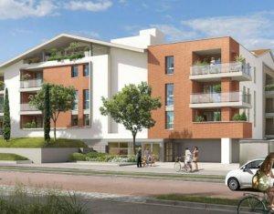 Achat / Vente immobilier neuf Castanet-Tolosan proche centre (31320) - Réf. 3702
