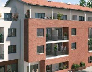 Achat / Vente immobilier neuf Castanet-Tolosan proche commodités (31320) - Réf. 4645